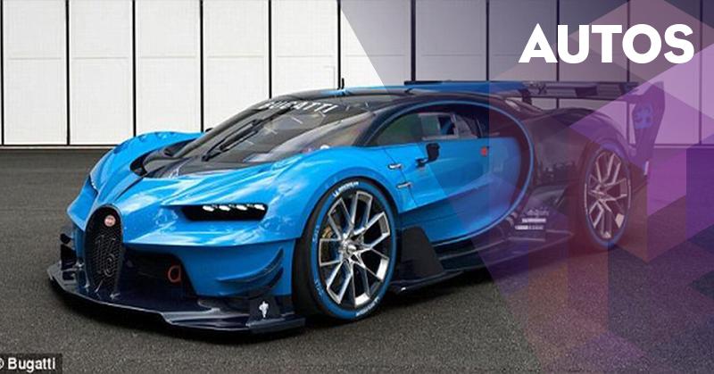 Mobil Tercepat di Dunia Bugatti Chiron Dibanderol Rp34 M ...