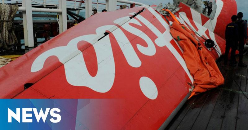 Kronologi Jatuhnya AirAsia QZ8501