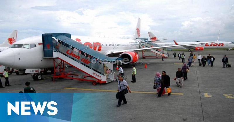 Telantar di Bandara Kuala Namu, Penumpang Lion Air <i>Ngamuk</i>