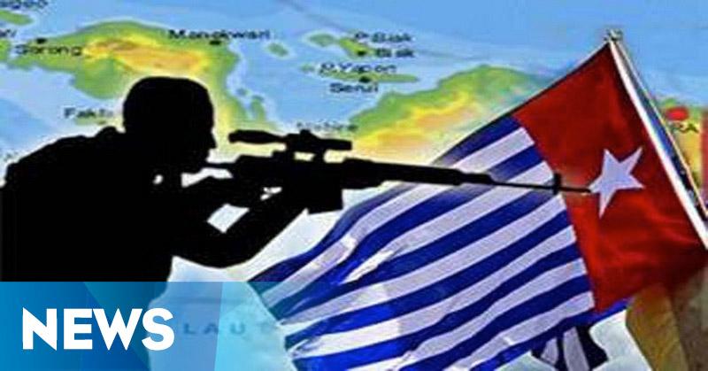 Pimpinan OPM Tewas dalam Baku Tembak
