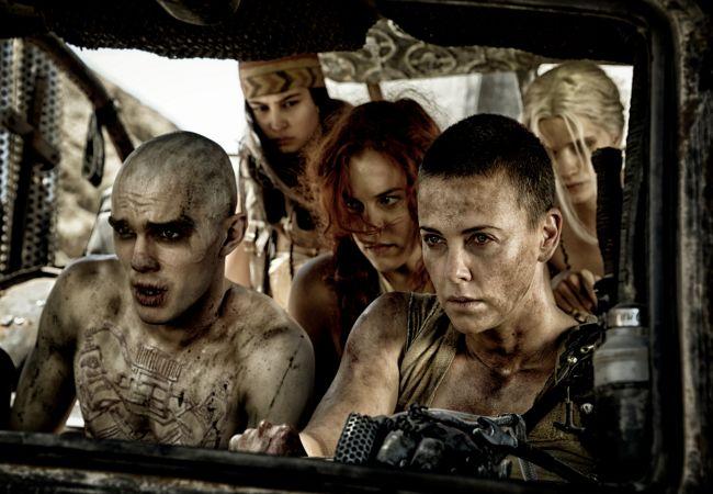 Mad Max Fury Road Film Terbaik Tahun Ini Okezone Celebrity