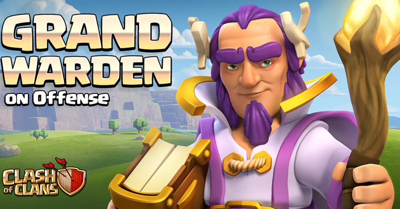 Terungkap Sosok Hero Baru Game Clash of Clans Inilah Hero Teranyar Pada Game Clash Of Clans