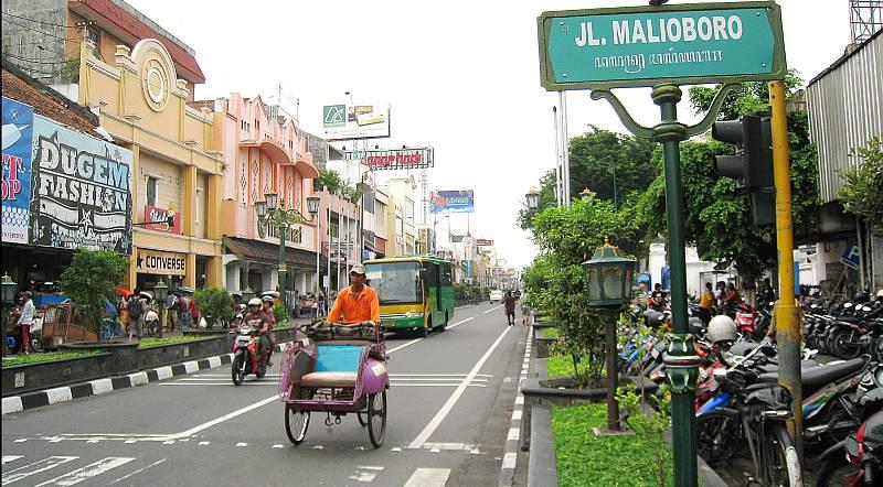 Jogja juga banyak memiliki tempat wisata yang menarik.