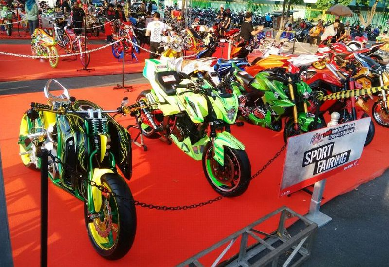 Komunitas Bikers Tolak Peraturan Tentang Larangan Modifikasi Okezone Otomotif