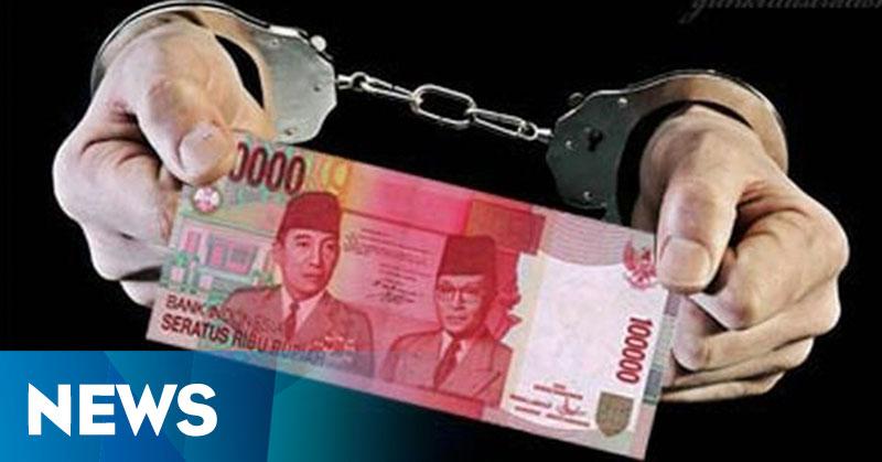 Caleg PDIP Batam bagi2 uang politik 400 ribu...