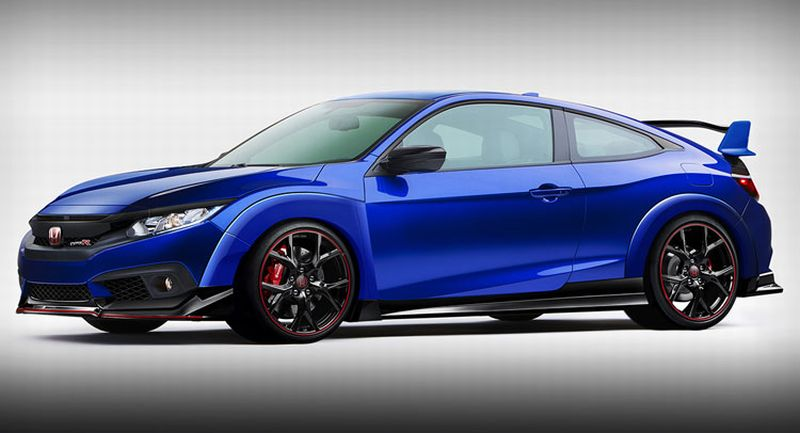 Ini Civic Type R Versi Modifikasi X Tomi Design Okezone News