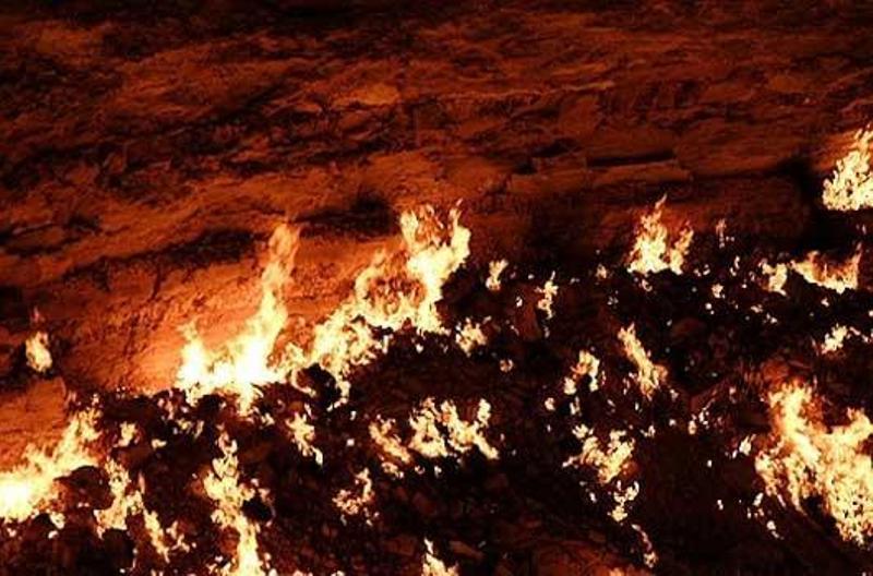 Ilustrasi kebakaran tambang (Foto: Energy Today)