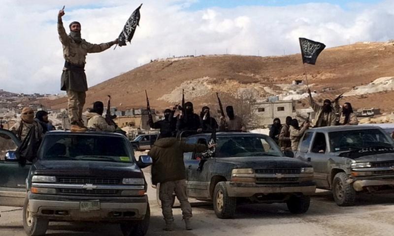 65 Ribu Pemberontak Di Suriah Siap Gantikan ISIS!!!