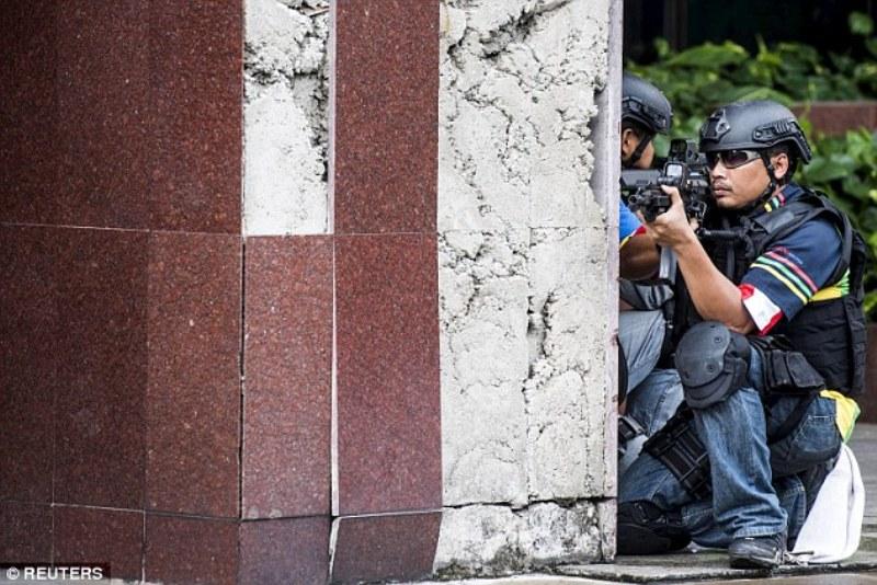 Polri Gagalkan Aksi Teror di Jakarta Berkat Informasi AFP dan FBI