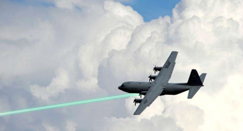 Awal 2016, AS Siap Uji Coba Teknologi Senjata Laser