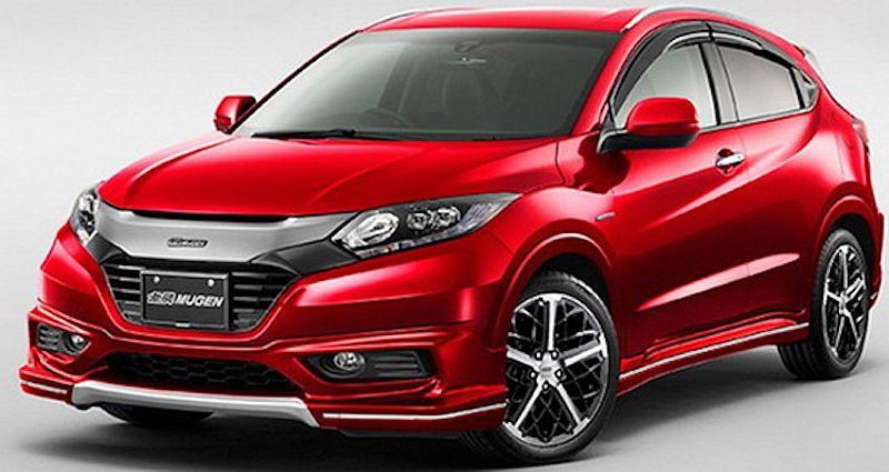 Honda HR-V (Foto: Indianautosblog)