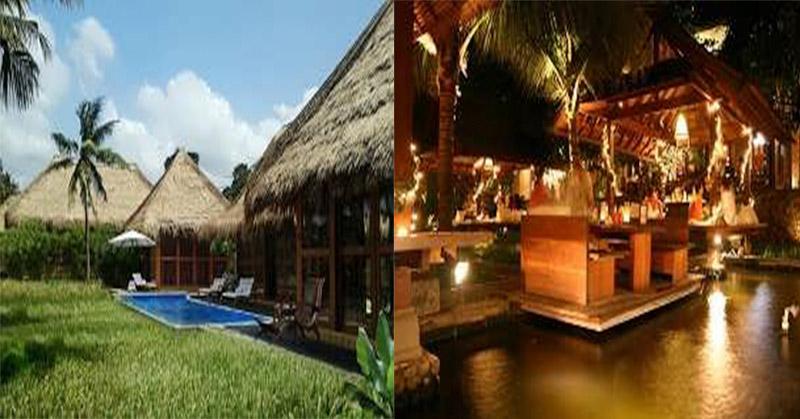 Anda bisa langsung menginap bersama pasangan di tempat honeymoon di Bandung yang sudah sangat terkenal ini.