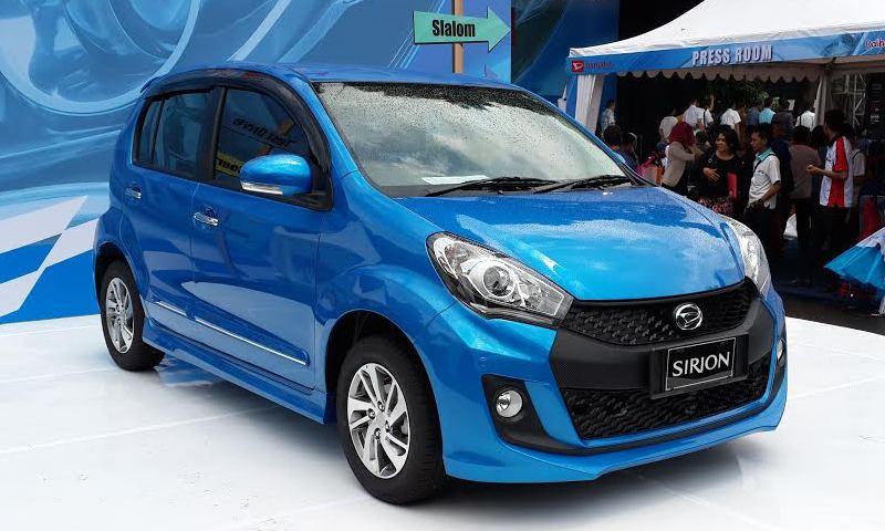 Harga Daihatsu Sirion Sport Beda Rp85 Juta Dengan Versi