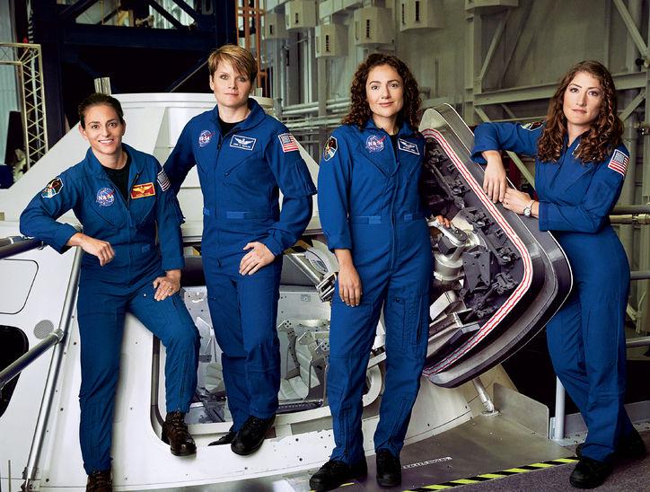 Empat Wanita Ini Calon Penghuni Pertama Planet Mars
