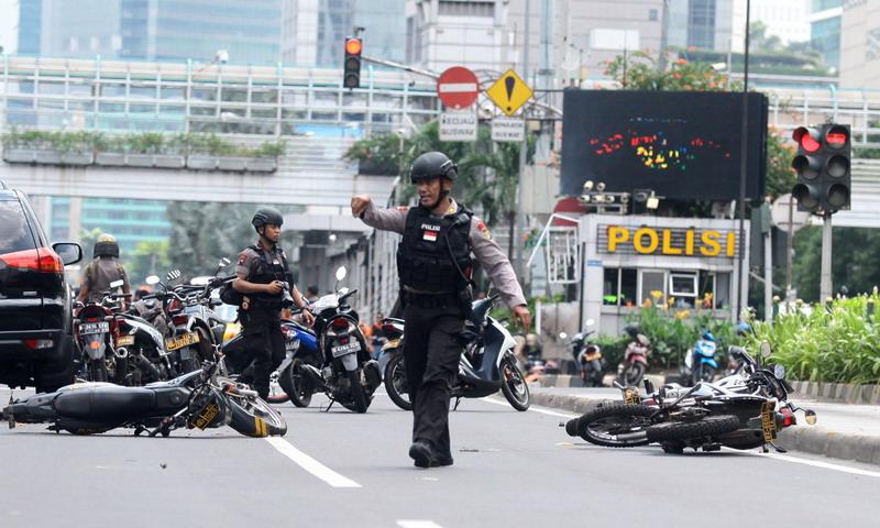 Pelaku Bom Sarinah Asal Indramayu Sudah 5 Tahun Merantau