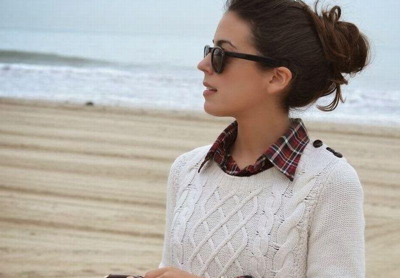 Pilihan Padu Padan Busana Knitwear Okezone Lifestyle