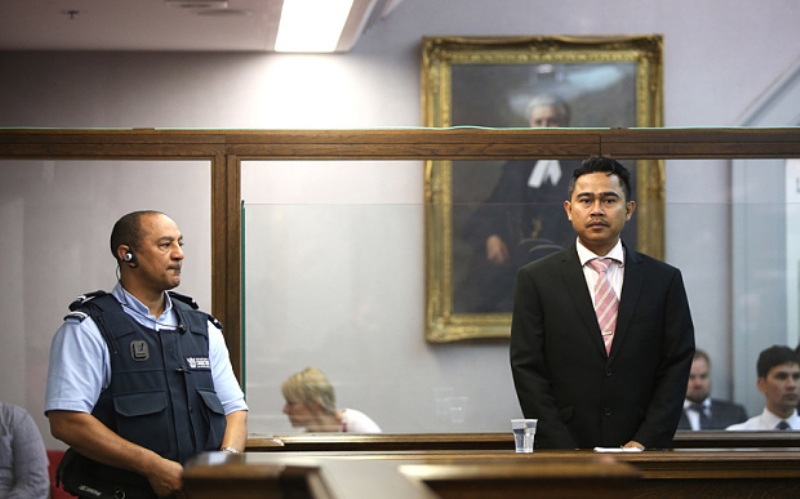 Meneror Perempuan, Diplomat Malaysia Jadi Tahanan Rumah