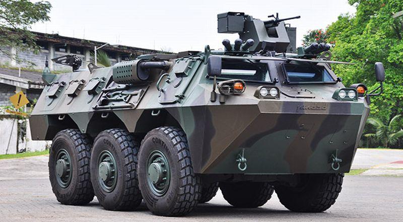 Armored Car Price Philippines
