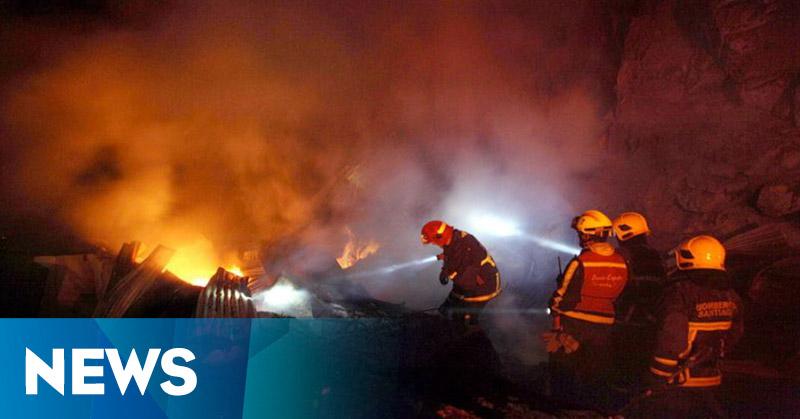 10 Rumah di Samarinda Hangus Dilahap Api