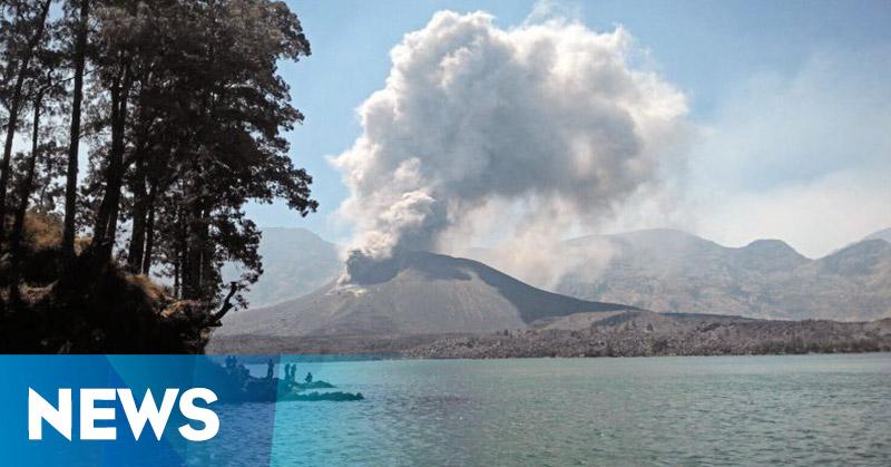 BNPB: Gunung Soputan Masih Berpotensi Meletus