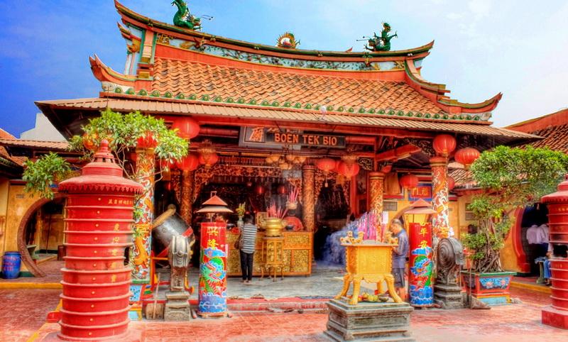 Image result for sejarah klenteng boen tek bio