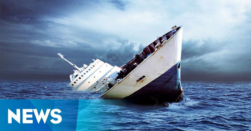 Tiga Kapal Nelayan Tenggelam, Satu ABK Tewas
