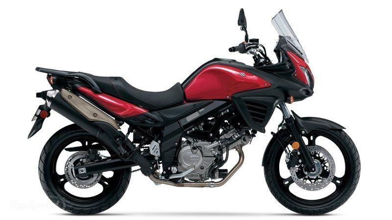 Suzuki V-Strom 650 ABS (foto: Top Speed)