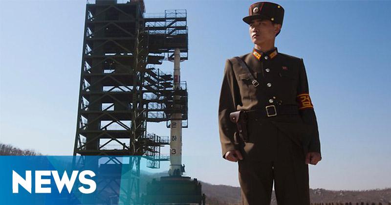 Pasca-Peluncuran Roket, AS Desak China Tekan Korut