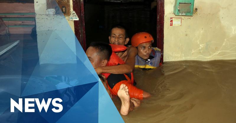 Bupati Deliserdang Sambangi Rumah Bayi Korban Banjir