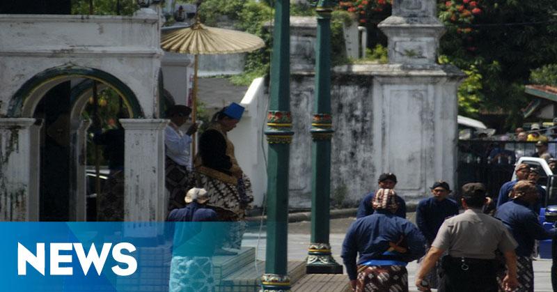 Keraton Yogyakarta Pindahkan Patung Sultan HB IX