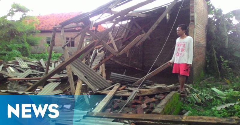 Korban Puting Beliung di Indramayu Butuh Perhatian Pemerintah