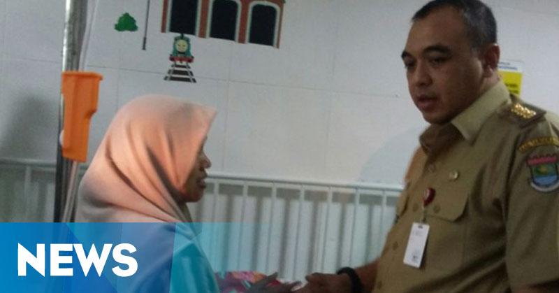 15 Warga Tewas, Bupati Tangerang 'Tongkrongi' RS Balaraja
