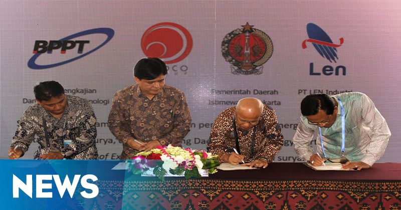 Sultan Siapkan Gunung Kidul Jadi Lokasi PLTS