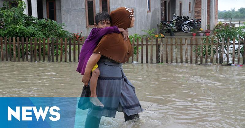 Lagi, Bangkalan Terendam Banjir