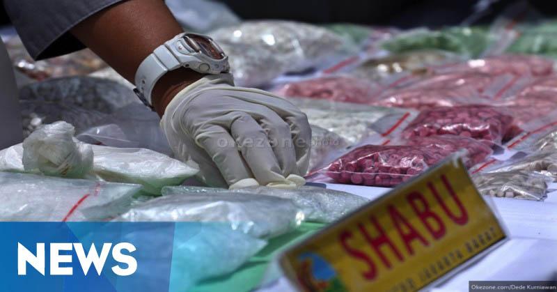 Dipasok dari Malaysia, Karimun Darurat Narkoba