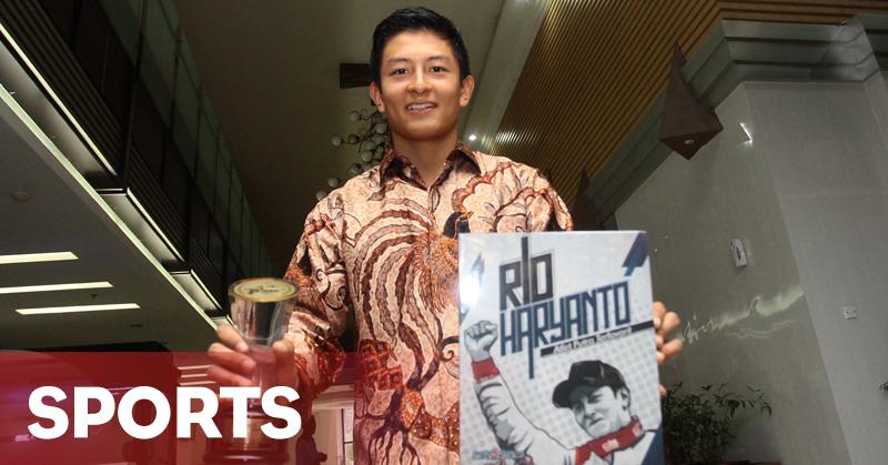 Menpora Minta Orang Kaya Indonesia Bantu Rio Haryanto