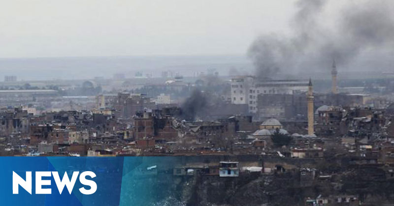 Turki Bombardir Pasukan Kurdi di Suriah
