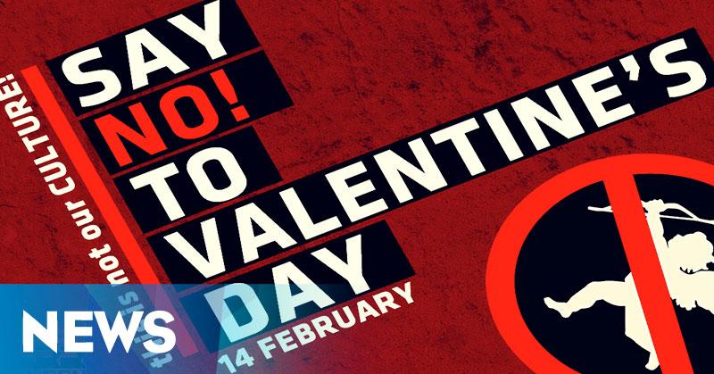 Enam Negara Ini Larang Perayaan Hari Valentine