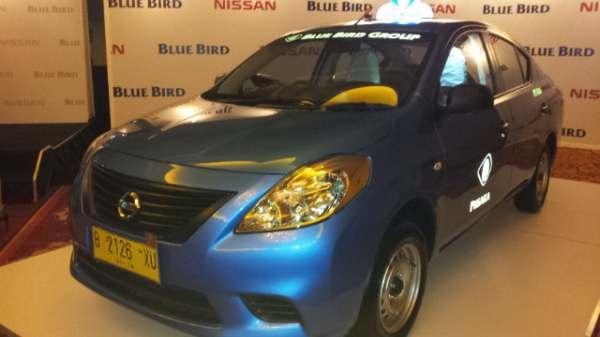 Nissan Jual 1.000 Unit Sedan Almera untuk Taksi : Okezone News