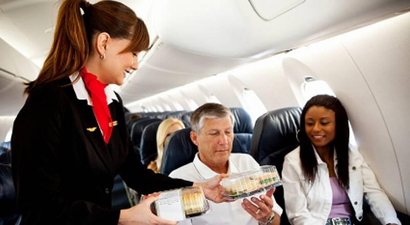 Plane passenger slaps and spits