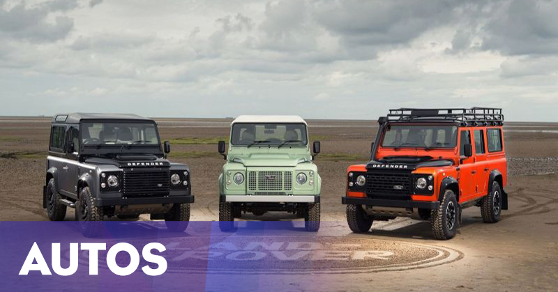 10 land rover defender edisi terakhir ludes terjual di indonesia okezone news. Black Bedroom Furniture Sets. Home Design Ideas