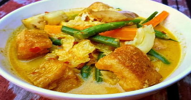 Resep Sayur Santan Labu Kuning Okezone Lifestyle