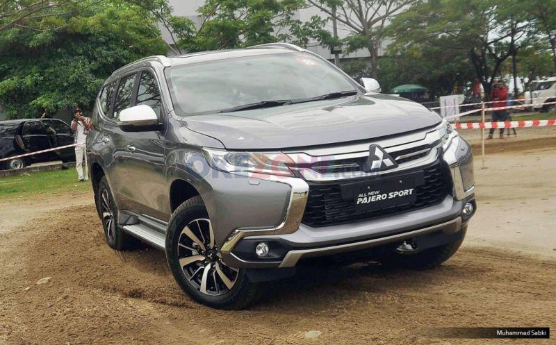 dari 4.000 Mitsubishi All New Pajero Sport Dipesan : Okezone News