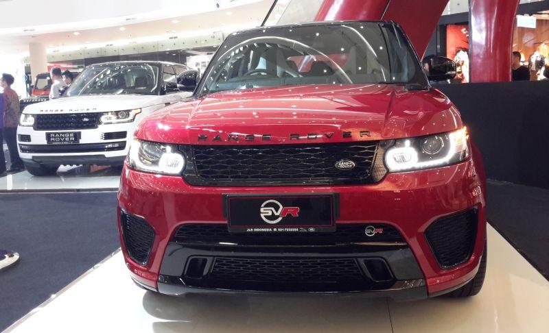 Land Rover Pede Jual SUV Mewah di ...