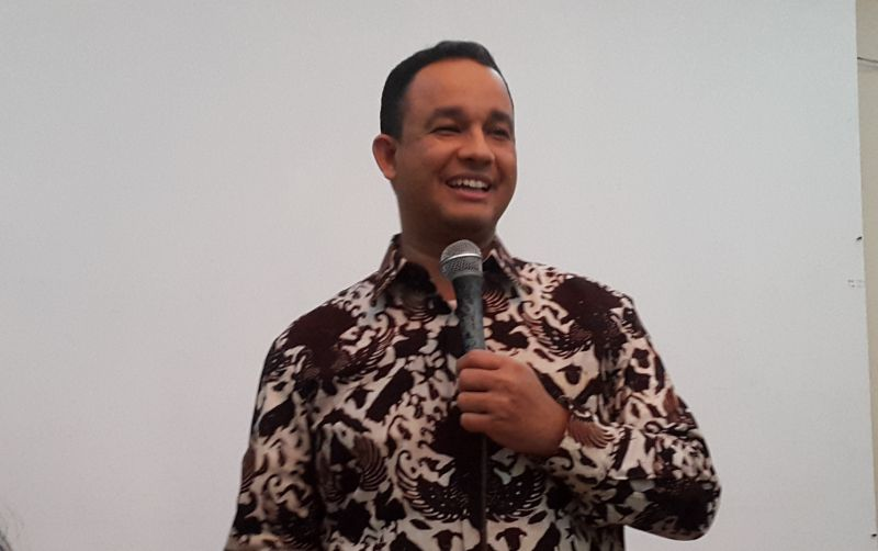 Mendikbud Anies Baswedan. (Foto: dok. Okezone)