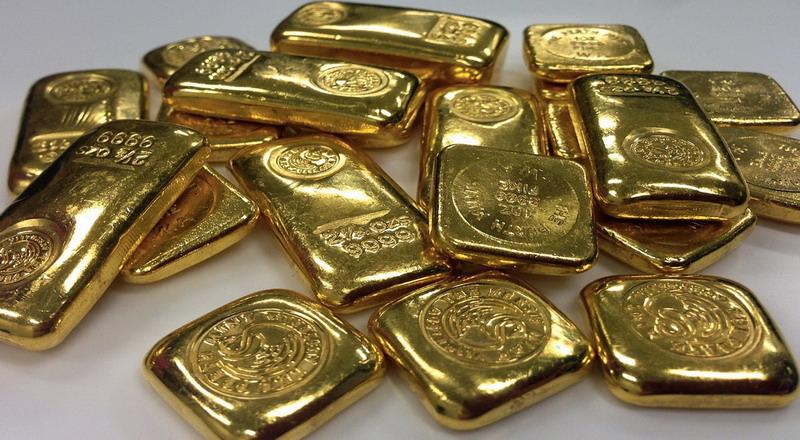 Gold Ring Path
