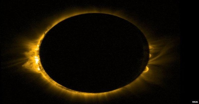 Gerhana Matahari dalam Naskah Tiongkok Kuno