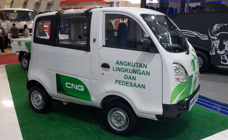 Hadirkan Mobil 611 Cc Tata Motors Indonesia Siapkan Iris Diesel Cng Okezone Otomotif