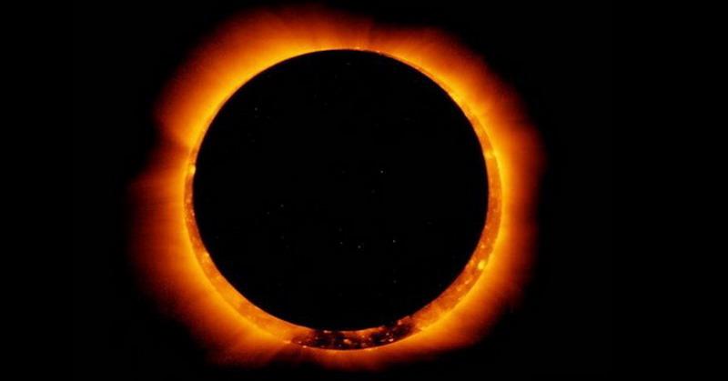Mengapa Harus Bersembunyi saat Terjadi Gerhana Matahari