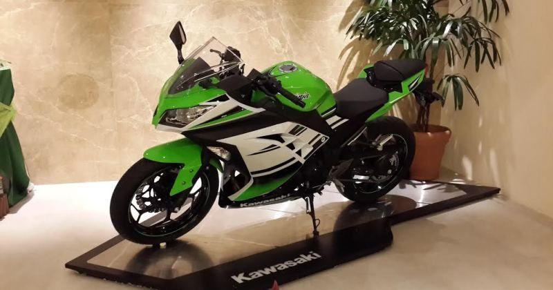 Kawasaki Recall Sportbike ZX 10R Akibat Masalah Baut